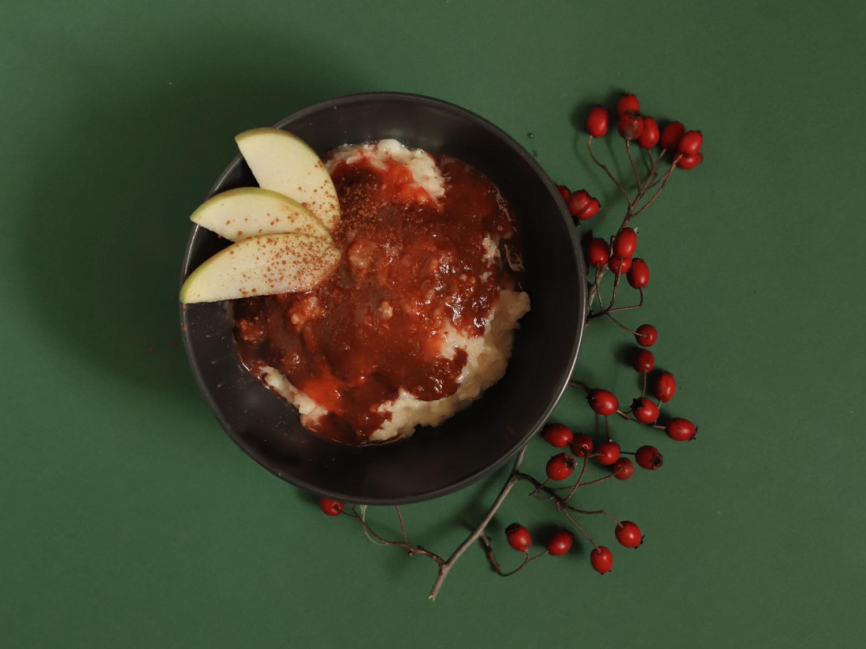 Weißdorn-Apfelmus-Rezept